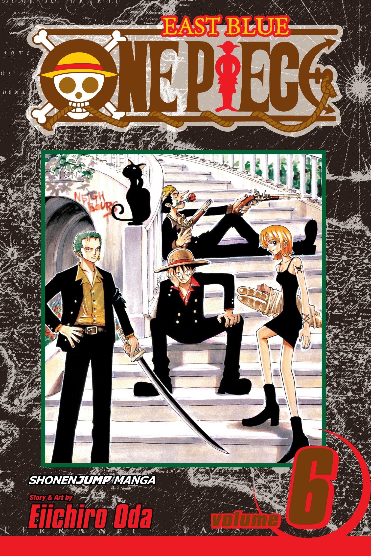 One Piece, Vol. 06