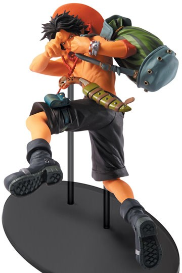 One Piece Scultures Figure Big Zoukeio 4 Ace 9 cm