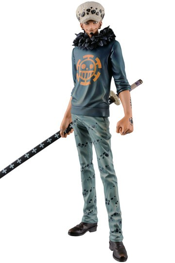 One Piece Master Stars Piece Figure Trafalgar Law Special Version 26 cm