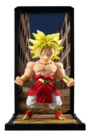 Dragon Ball - Tamashii Buddies PVC Figure - Super Saiyan Broly 9 cm