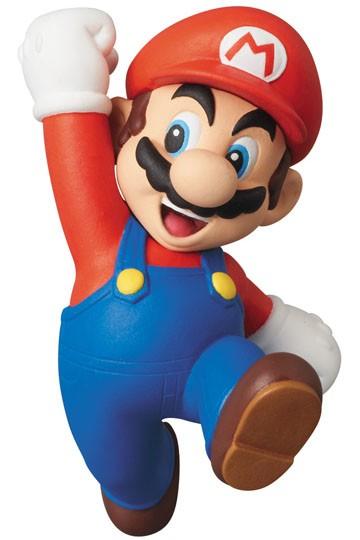 Nintendo - UDF Series 1 Mini Figure - Mario (New Super Mario Bros. Wii) 6 cm