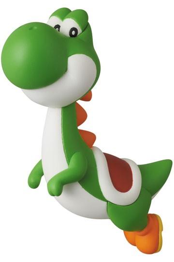 Nintendo - UDF Series 2 Mini Figure - Yoshi (Super Mario Bros.) 6 cm