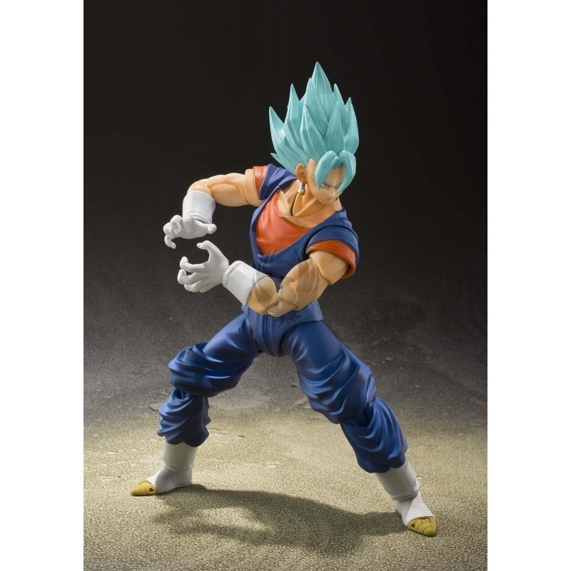 Dragon Ball Super S.H.Figuarts Super Saiyan God Super Saiyan Vegetto Event Exclusive Color Edition