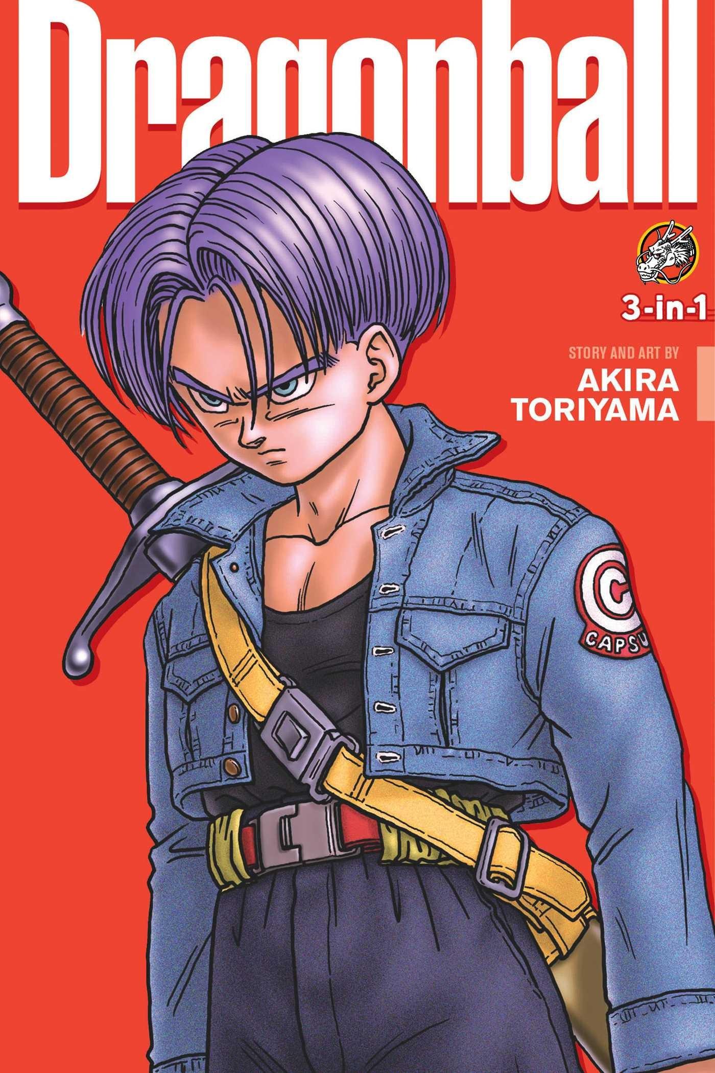 Dragon Ball (3-in-1 Edition), Vol. 10 by Akira Toriyama