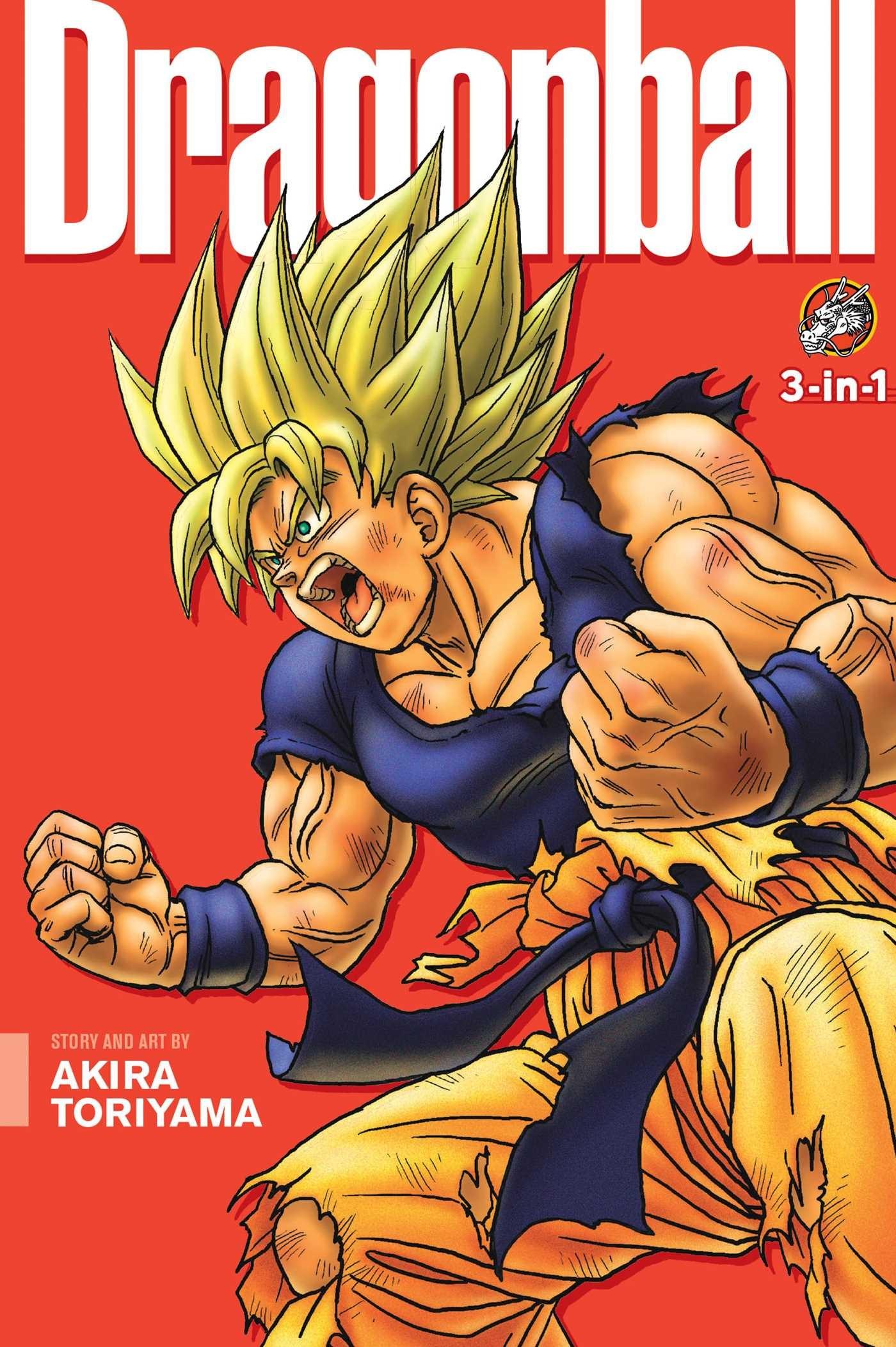 Dragon Ball (3-in-1 Edition), Vol. 09 by Akira Toriyama
