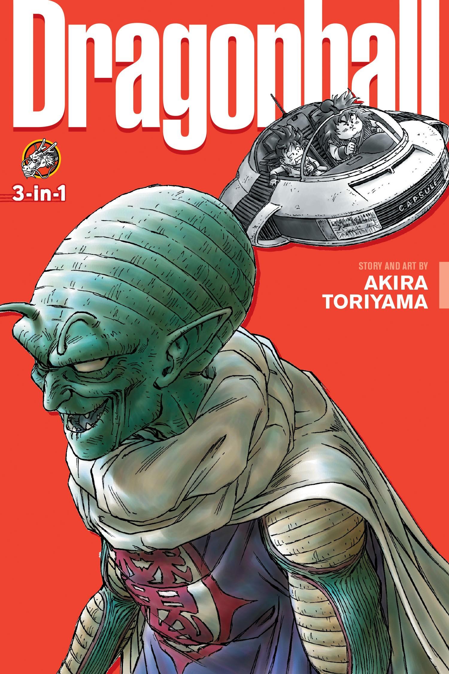 Dragon Ball (3-in-1 Edition), Vol. 04 by Akira Toriyama