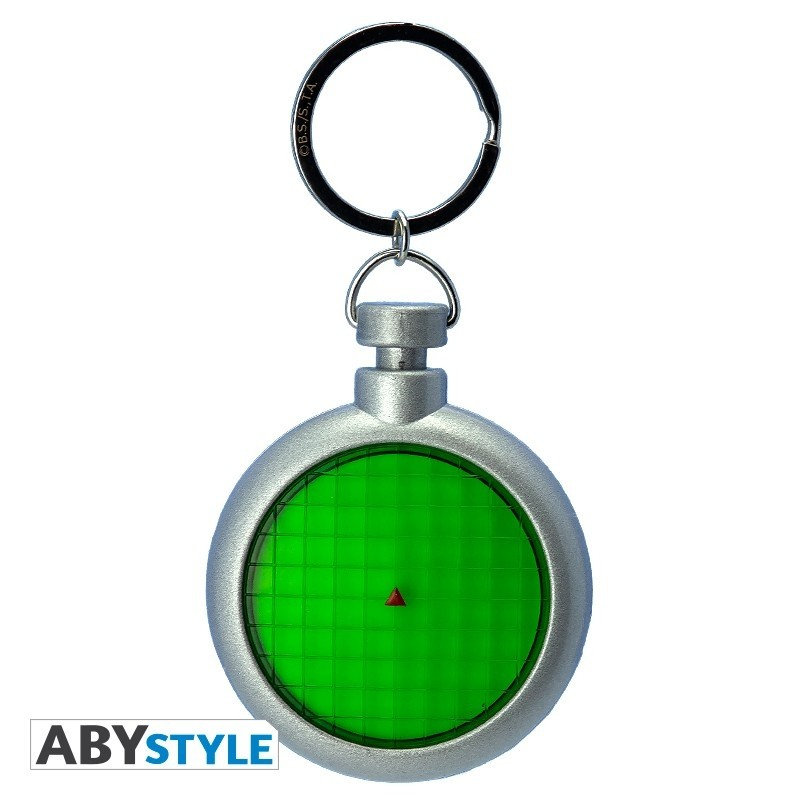"DRAGON BALL - Keychain 3D ""DBZ/Radar"""