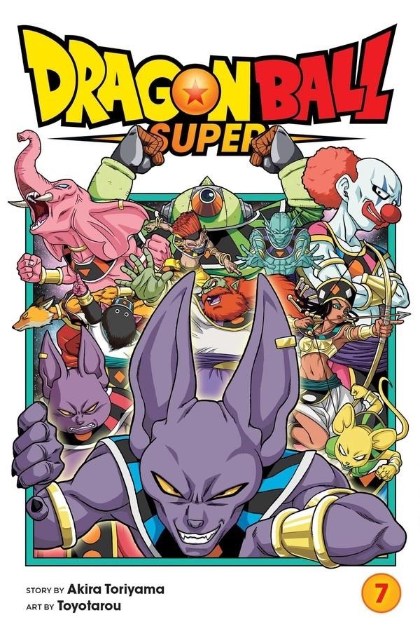 Dragon Ball Super, Vol. 07