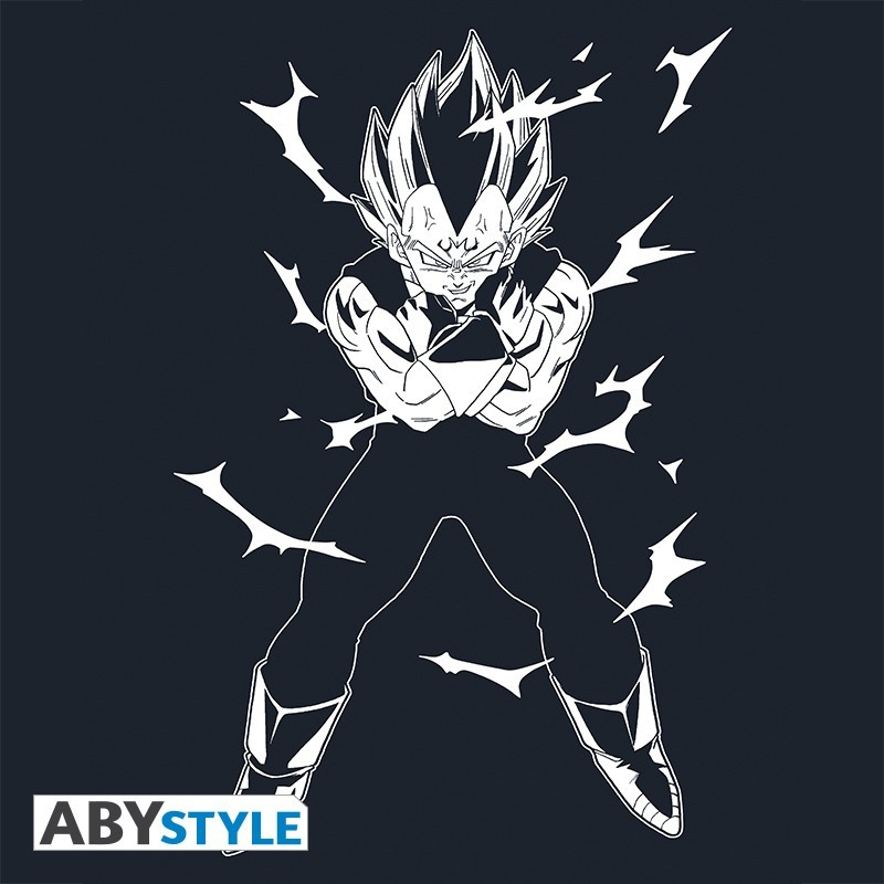 "T-SHIRT DRAGON BALL Z ""Vegeta"" Extra Large"