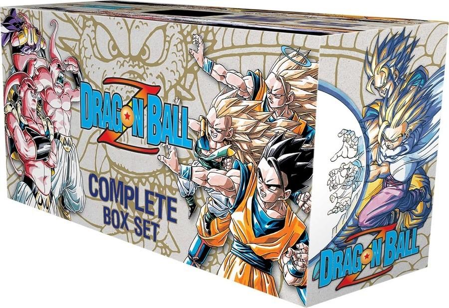 Dragon Ball Z, Complete Box Set (Vol. 1-26)