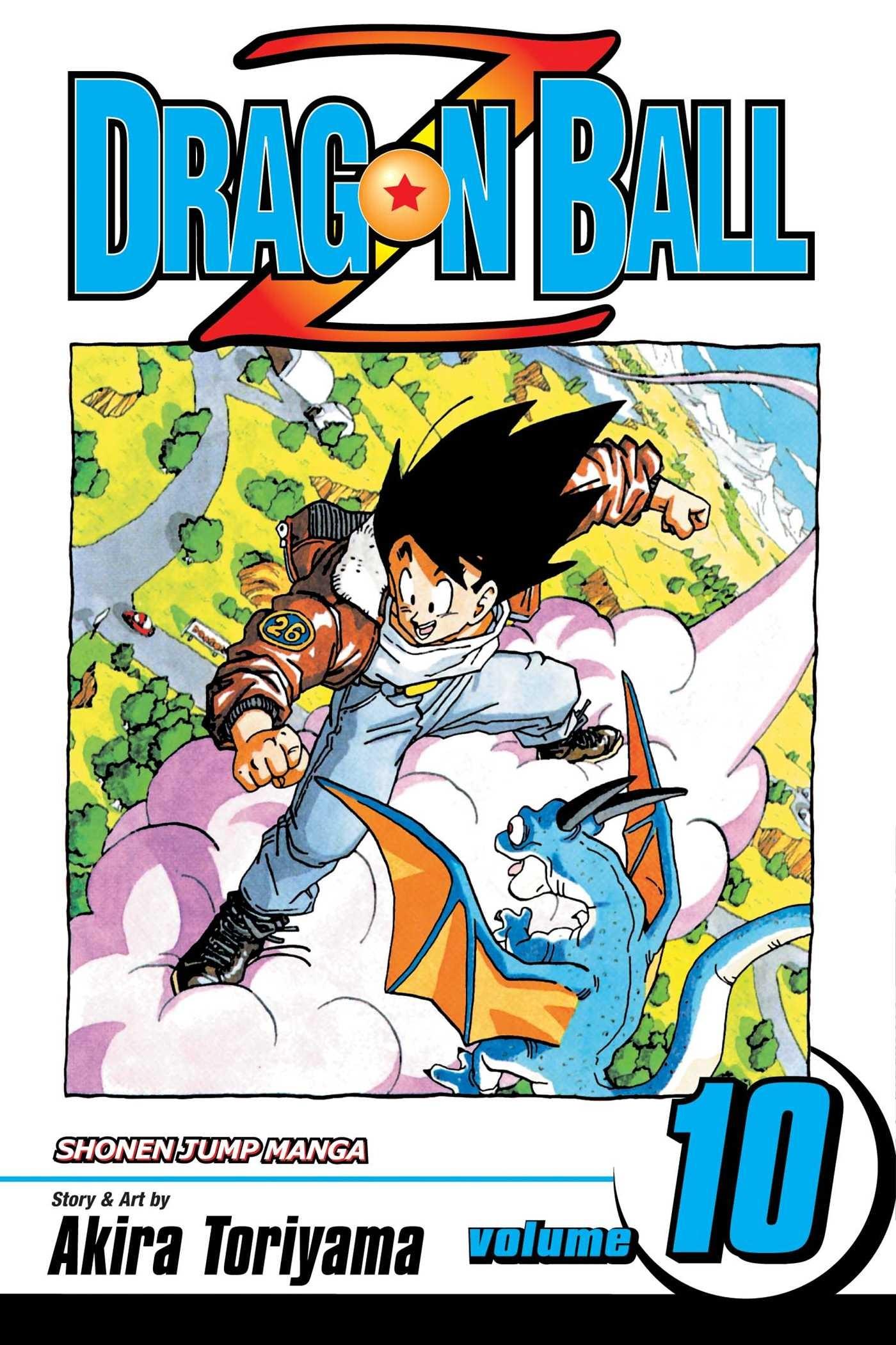 Dragon Ball Z, Vol. 10 by Akira Toriyama