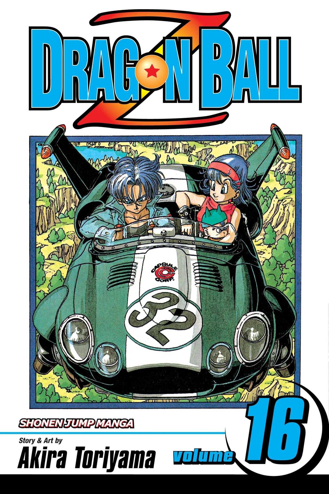 Dragon Ball Z, Vol. 16 by Akira Toriyama