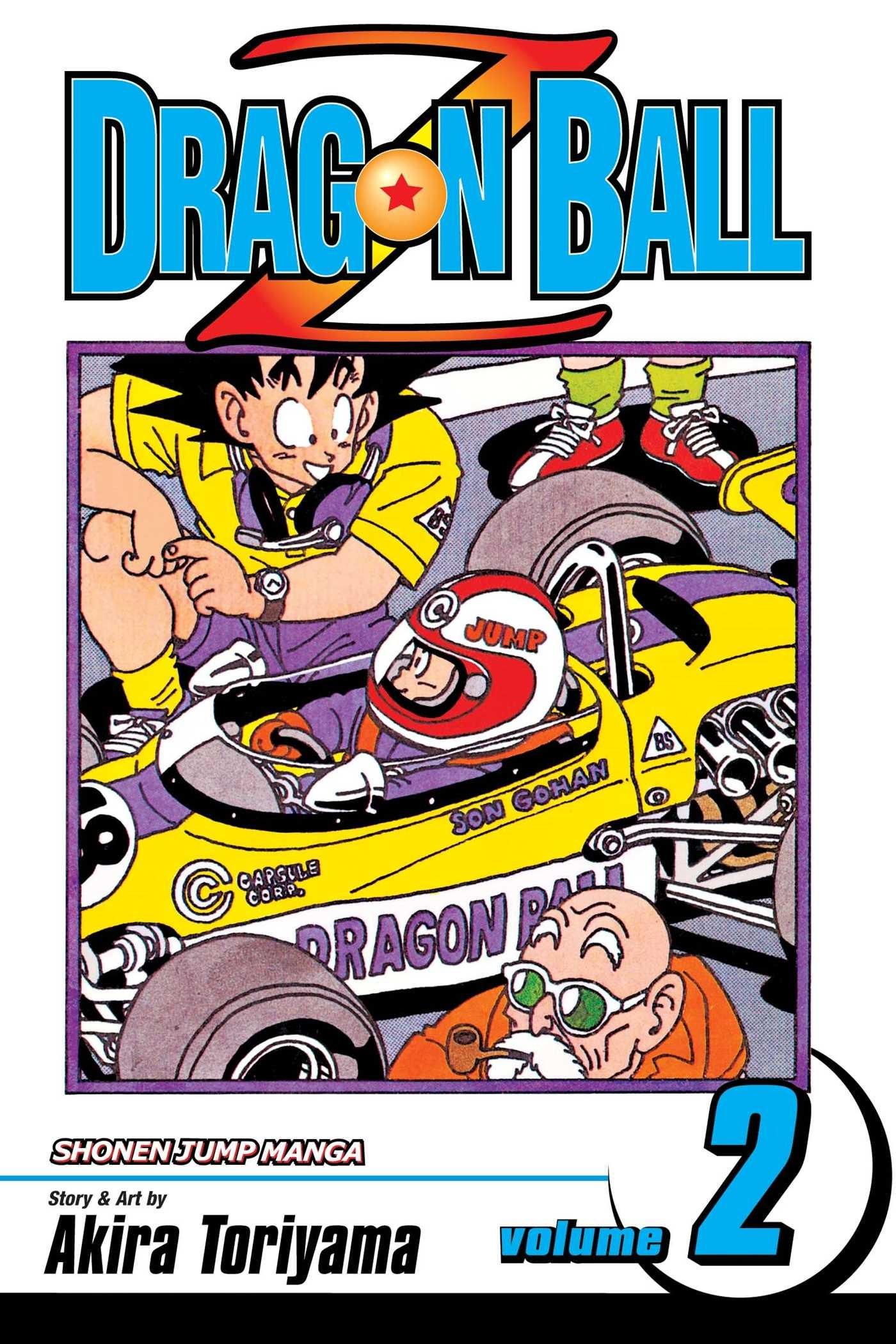 Dragon Ball Z, Vol. 02 by Akira Toriyama