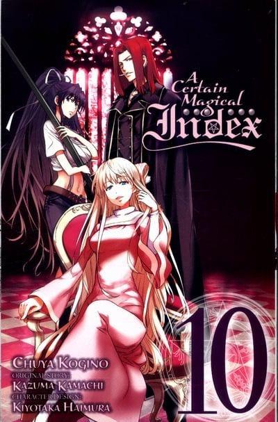 A Certain Magical Index, Vol. 10