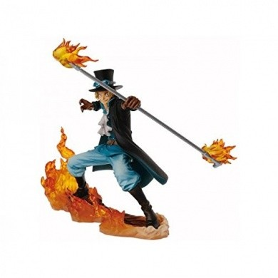 One Piece - DXF Sabo Brotherhood II 14cm