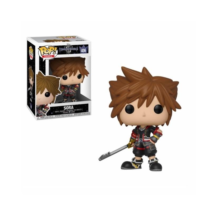 POP! Vinyl: Disney: Kingdom Hearts 3 : Sora