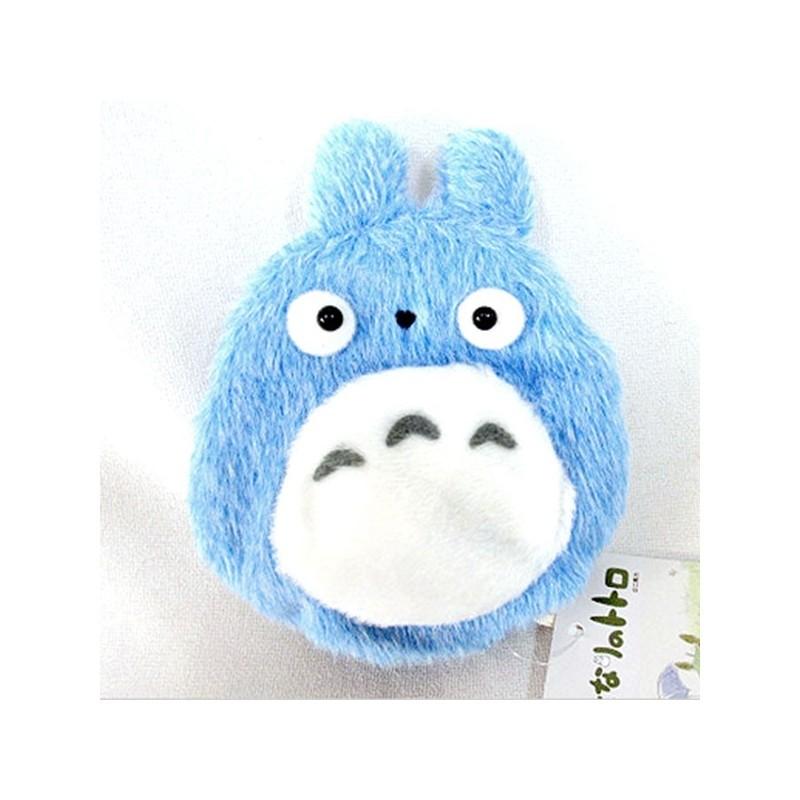 Studio Ghibli Plush Purse Medium Totoro Blue 10cm