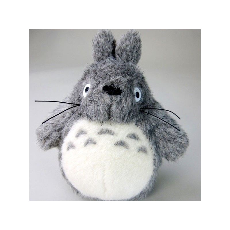Studio Ghibli Plush Totoro Gray 15 cm