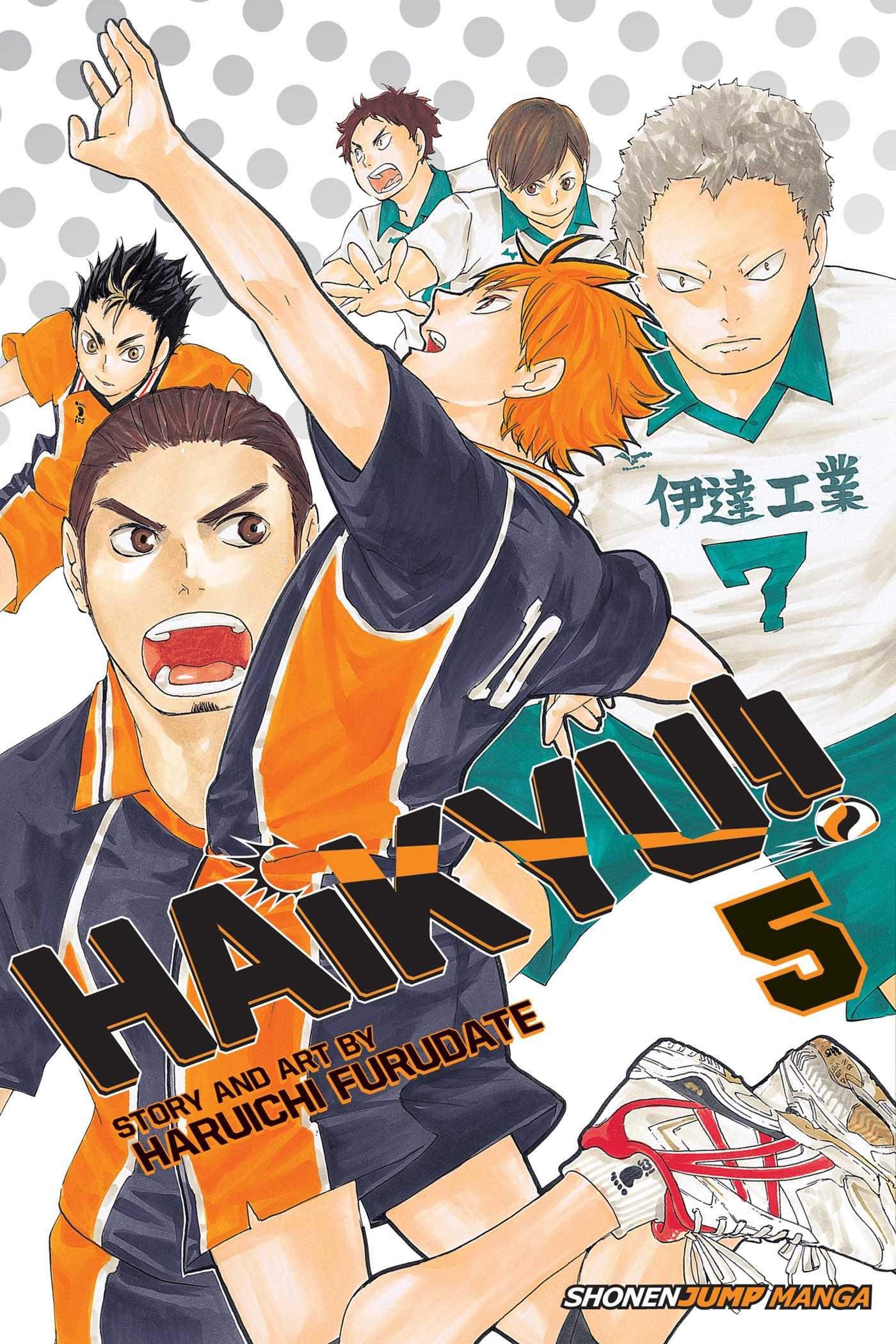 Haikyu!! Vol. 05