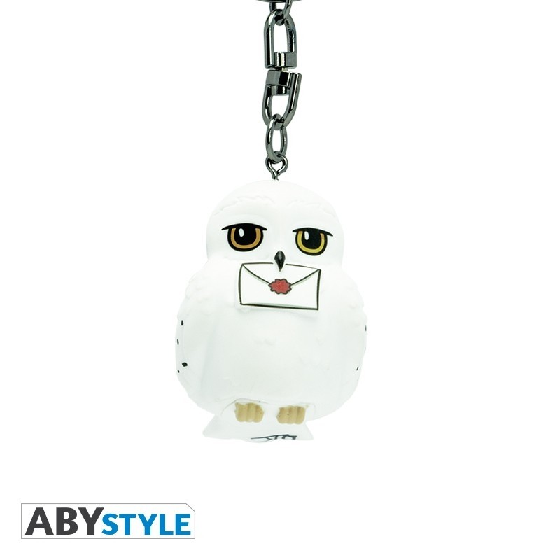 Harry Potter Keychain 3D Hedwig