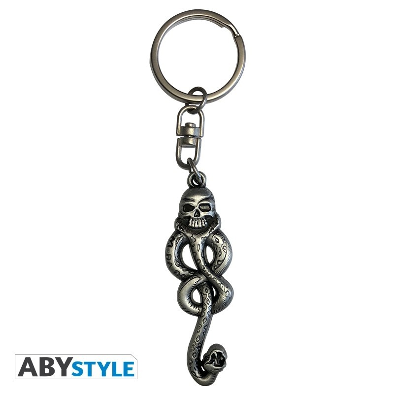 Harry Potter Keychain Death Eater