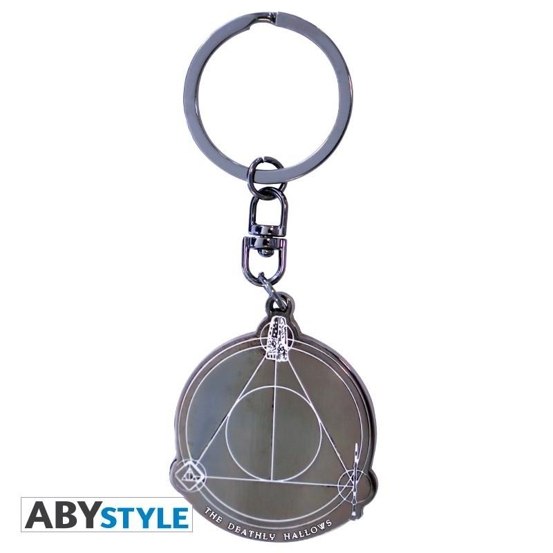 Harry Potter Keychain Deathly Hallows