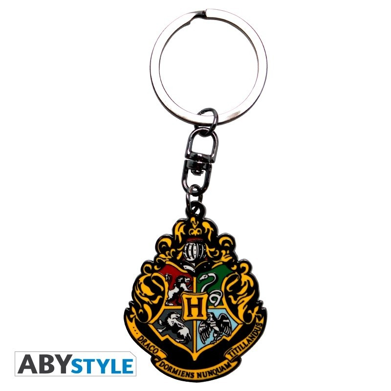Harry Potter Keychain Hogwarts