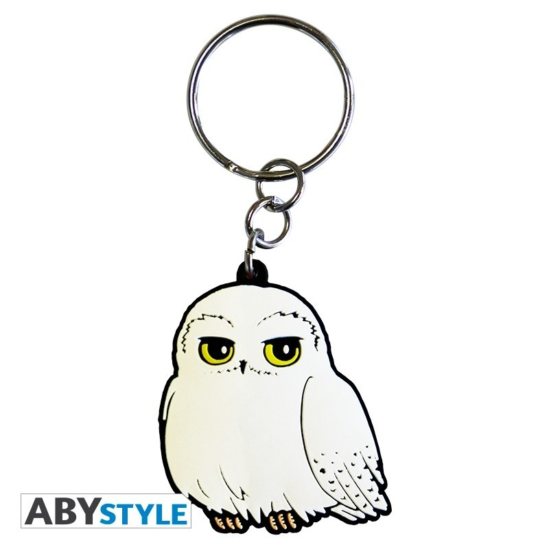 Harry Potter Keychain Hedwig