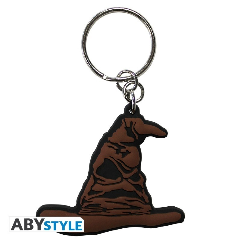 Harry Potter Keychain Sorting Hat