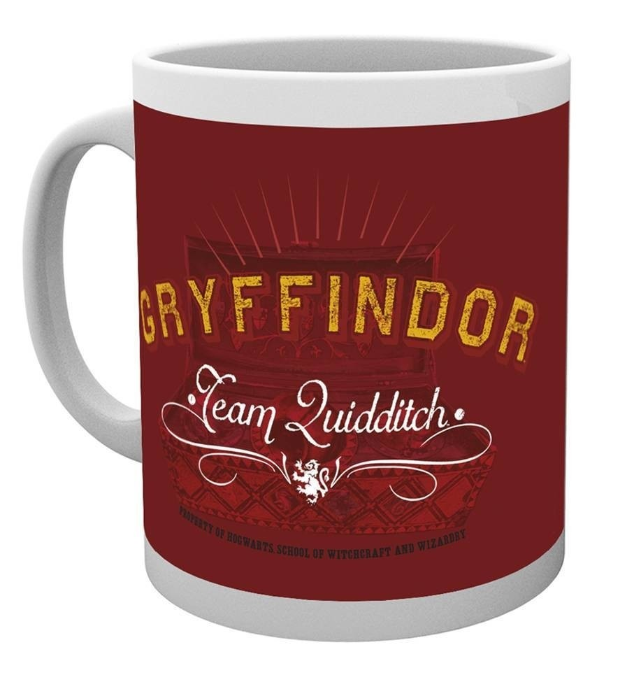 Harry Potter - Mug 300 ml - Quidditch Crest
