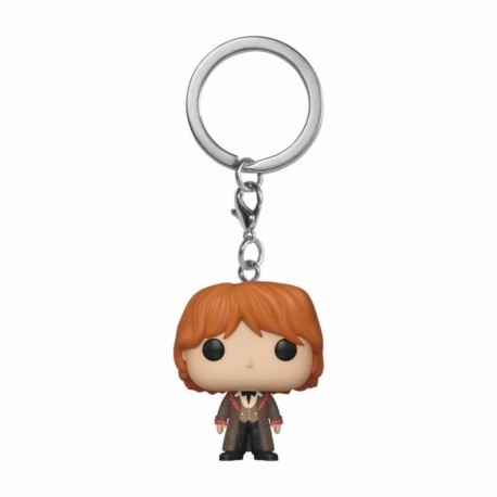 POP! Keychain: Harry Potter: Ron Yule