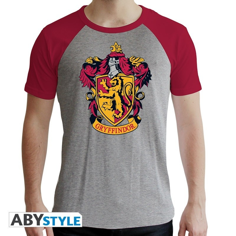 T-SHIRT Harry Potter Gryffindor Small