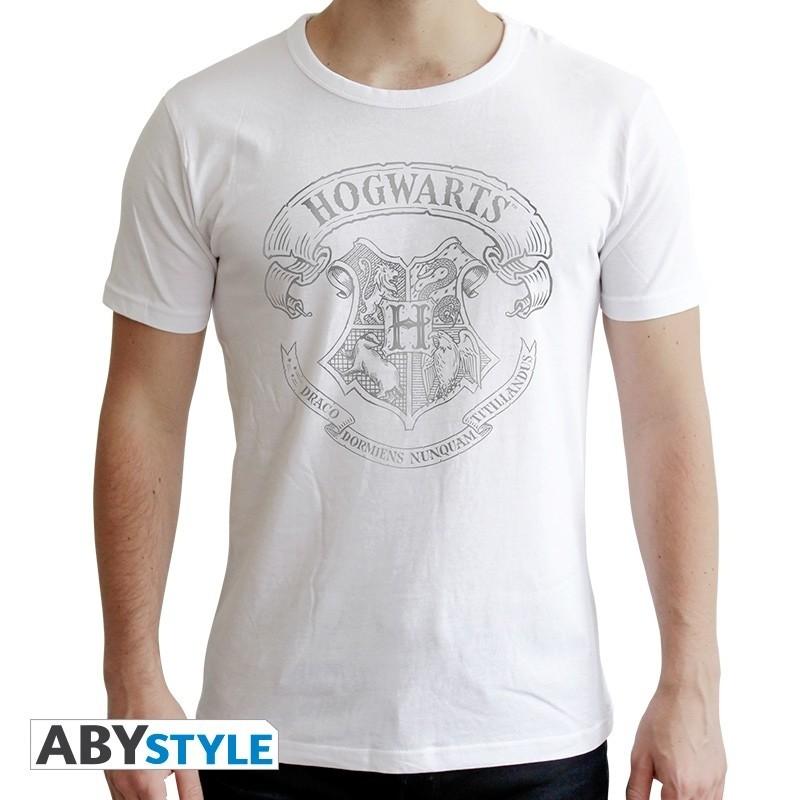 T-SHIRT Harry Potter Hogwarts Large