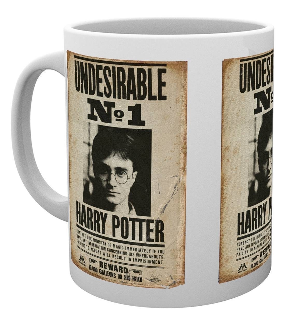Harry Potter - Mug 300 ml - UNDESIRABLE No 1