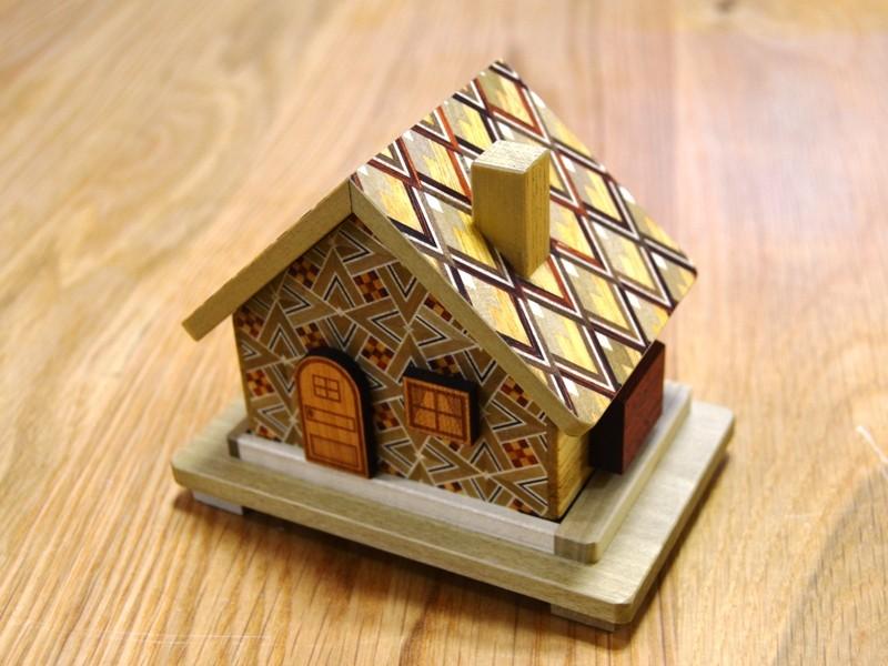 SECRET BOX HOUSE #1(KT)