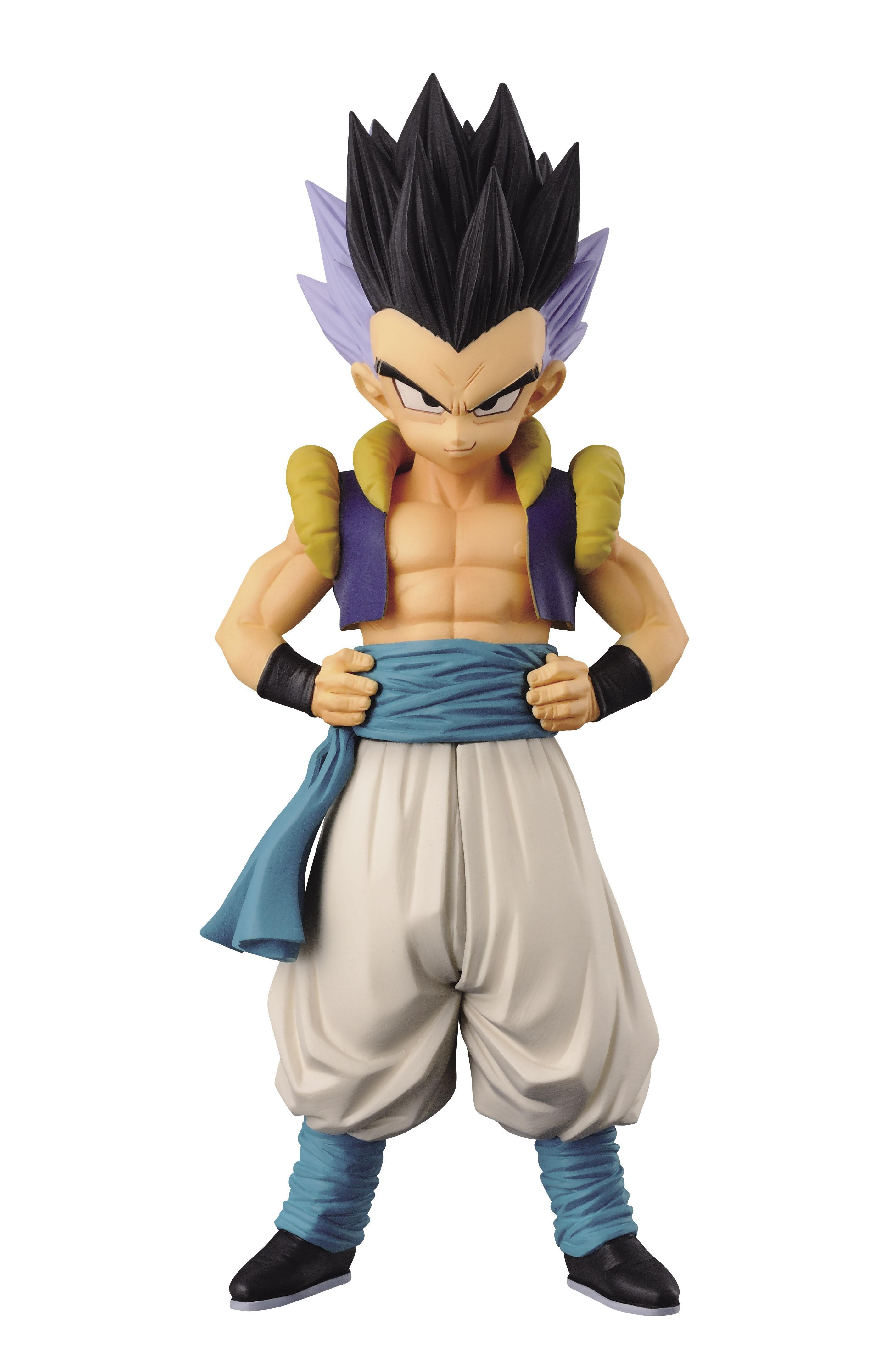 Dragon Ball Z Figure Super Master Stars Piece Gotenks - 20 cm