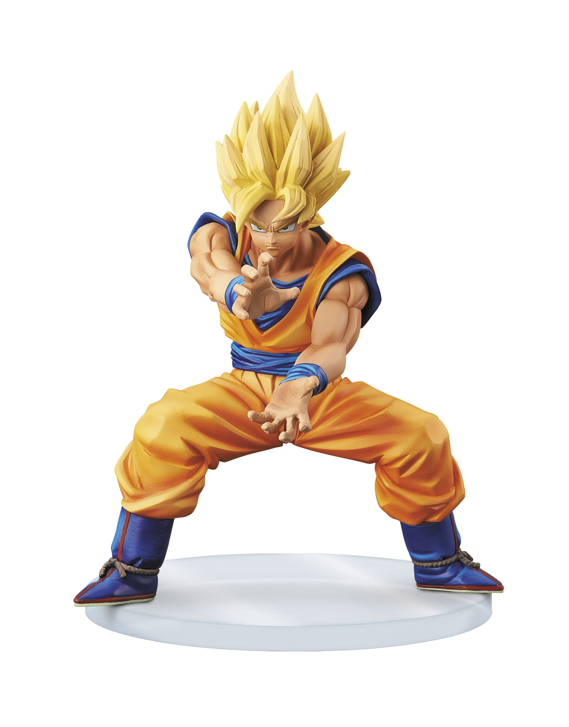 Dragon Ball Z Dramatic Showcase Figure Super Saiyan Goku 13 cm
