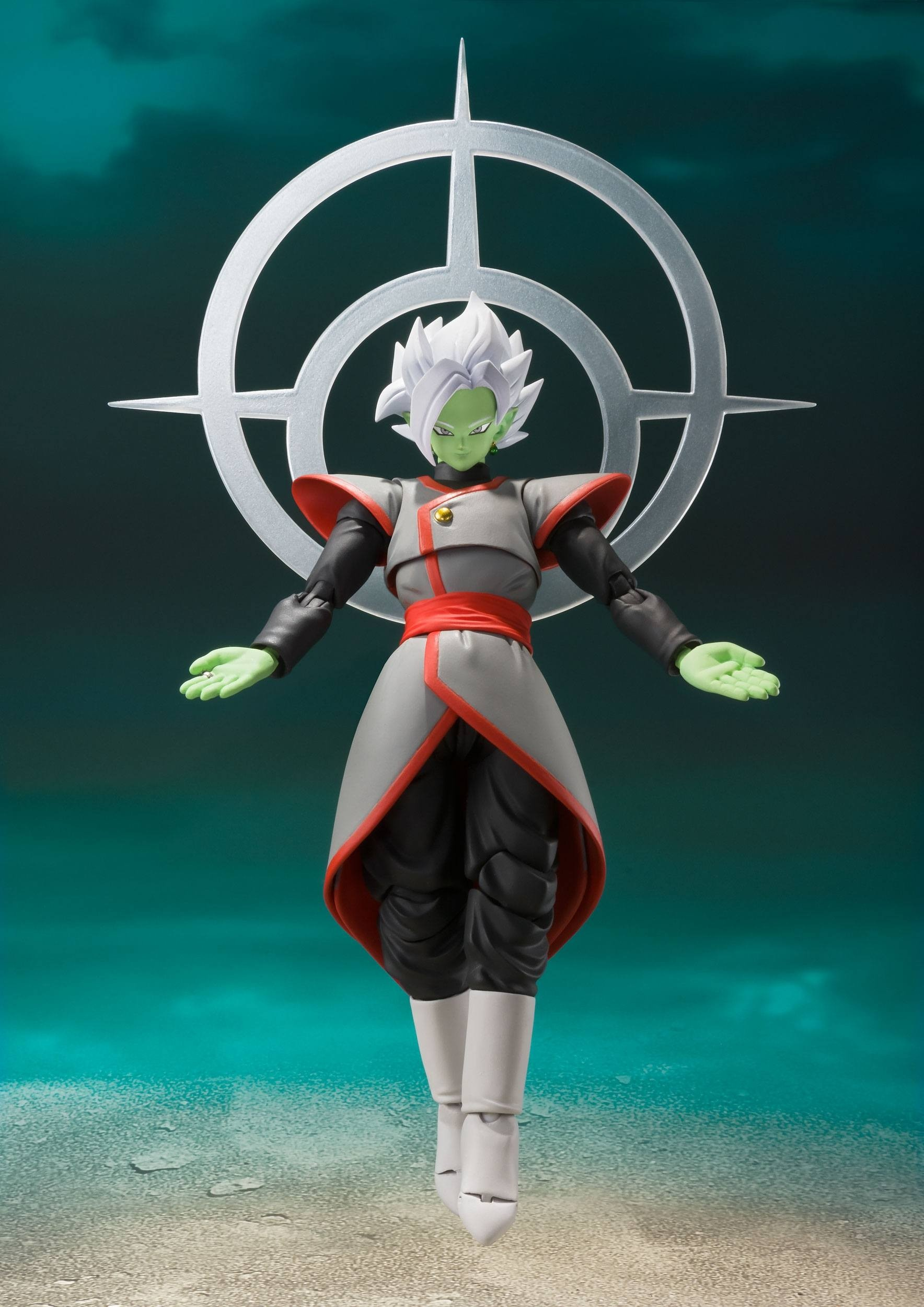 Dragon Ball Super S.H.Figuarts Zamasu Potara