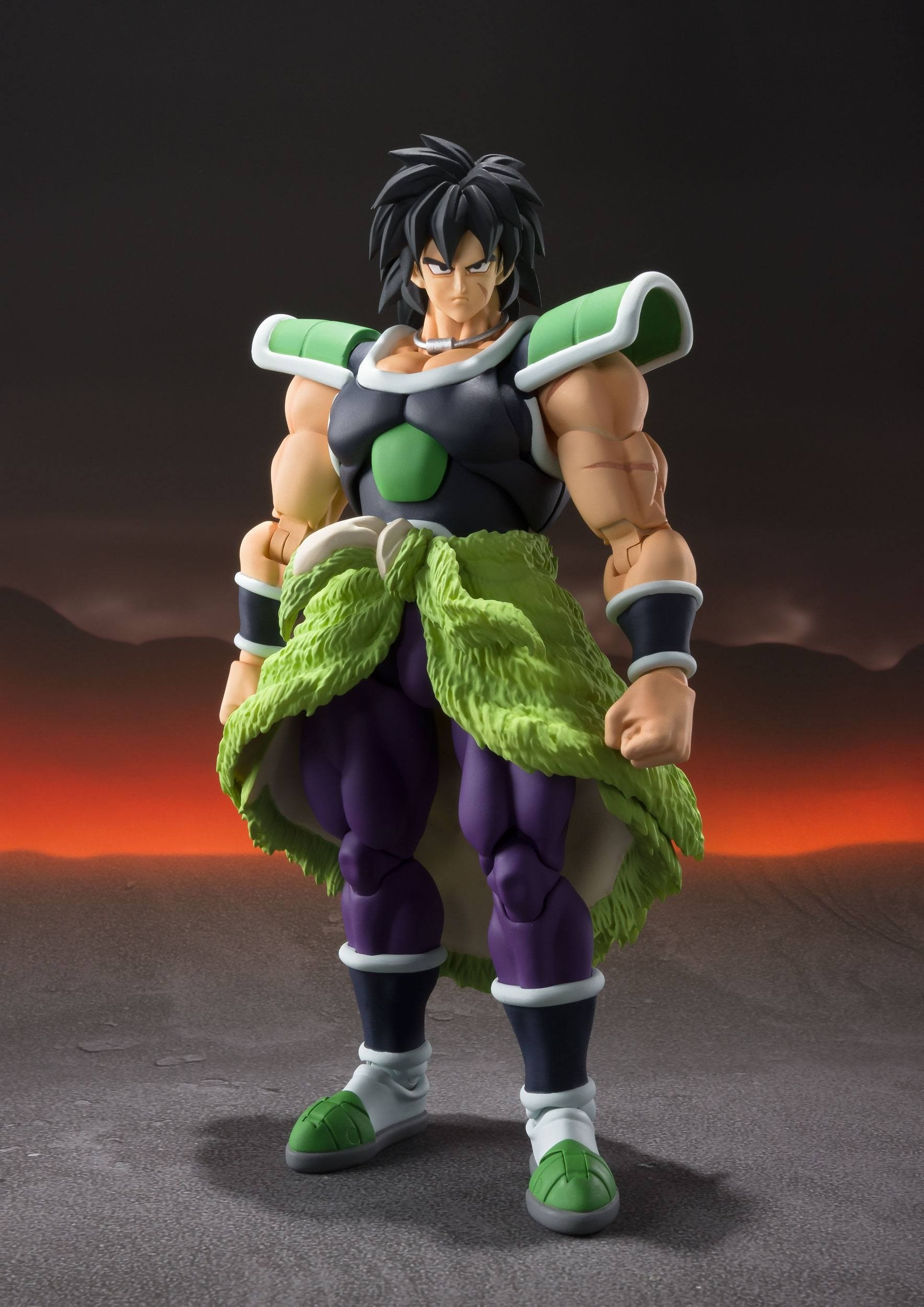Dragon Ball Super S.H.Figuarts Broly