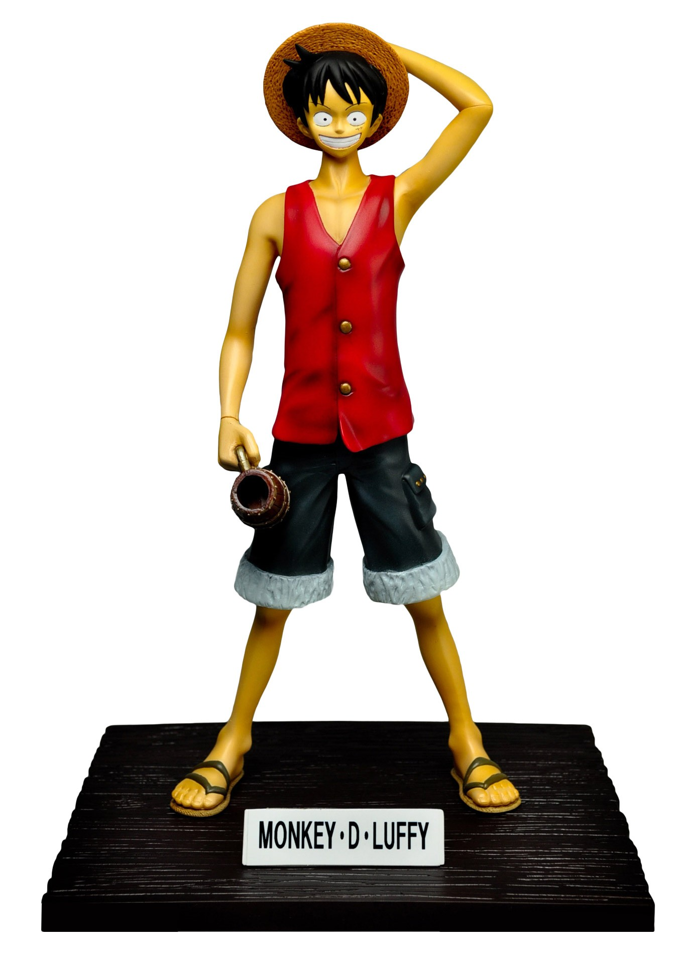 One Piece Figure Monkey D. Luffy 30 cm