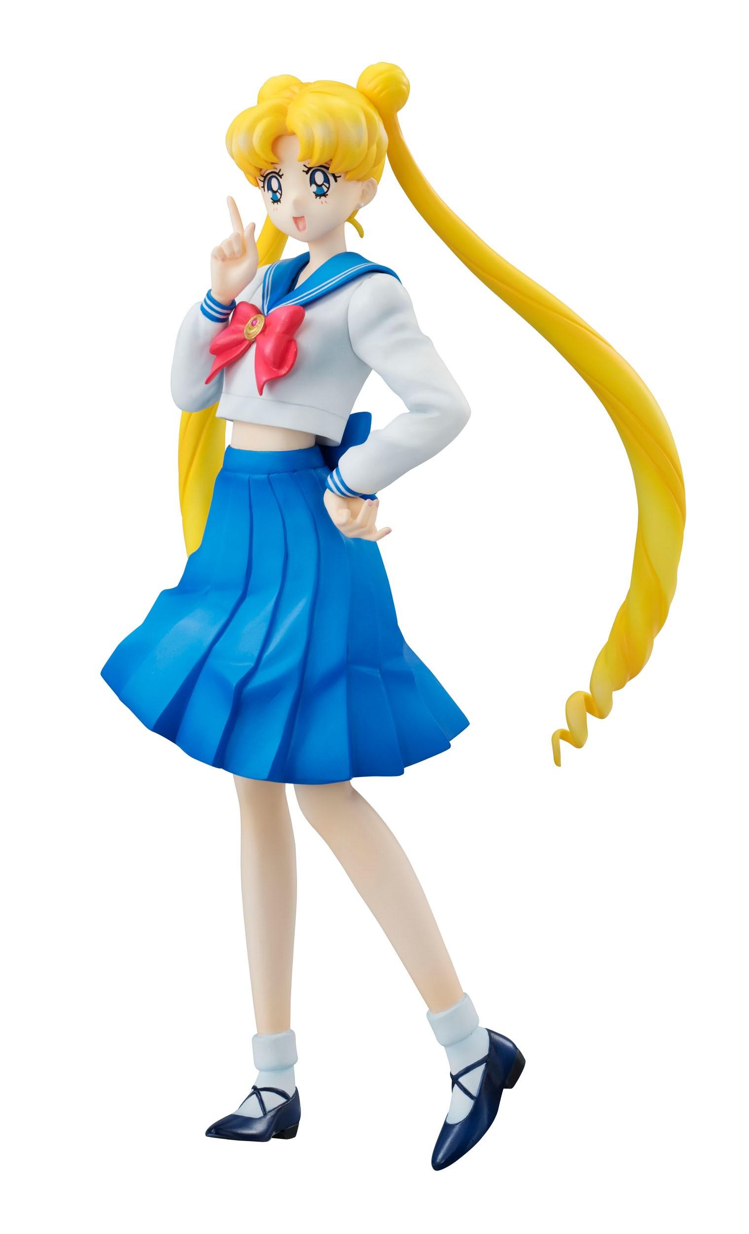 Sailor Moon Pretty Soldier WUO Statue 1/10 Usagi Tsukino 16 cm