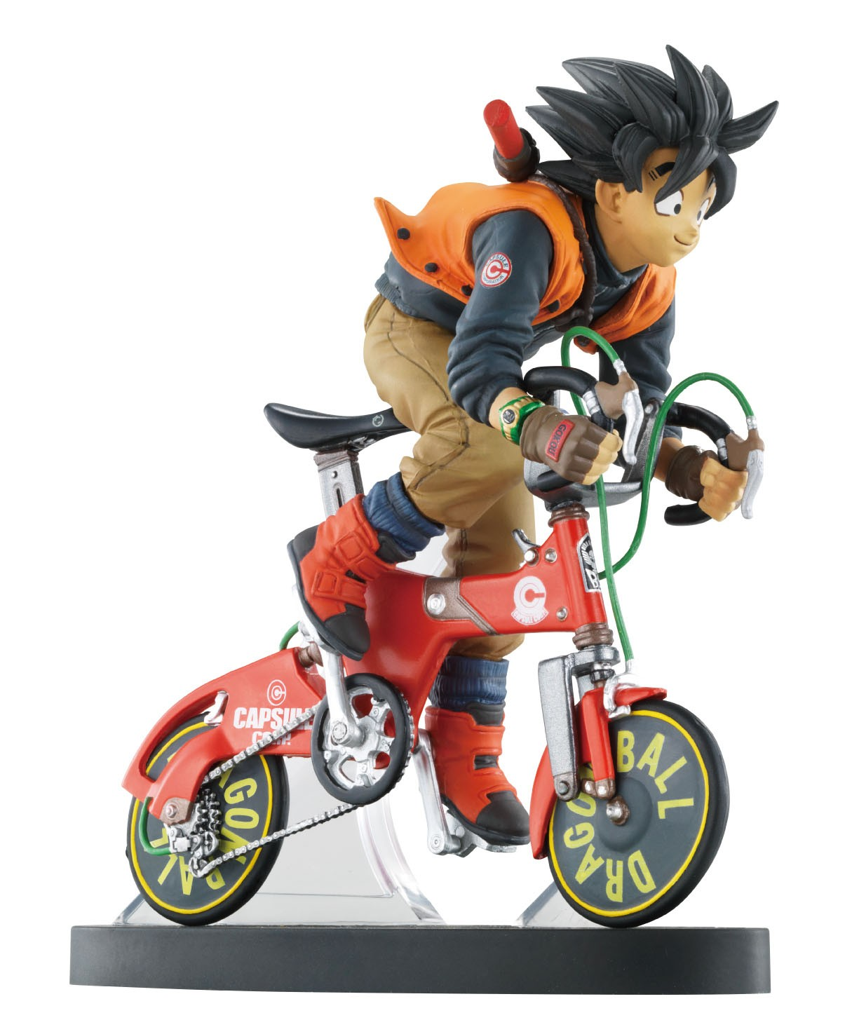 Dragon Ball Z - Desktop Real McCoy Vol. 1 - Son Goku Ver. 2.5 14 cm
