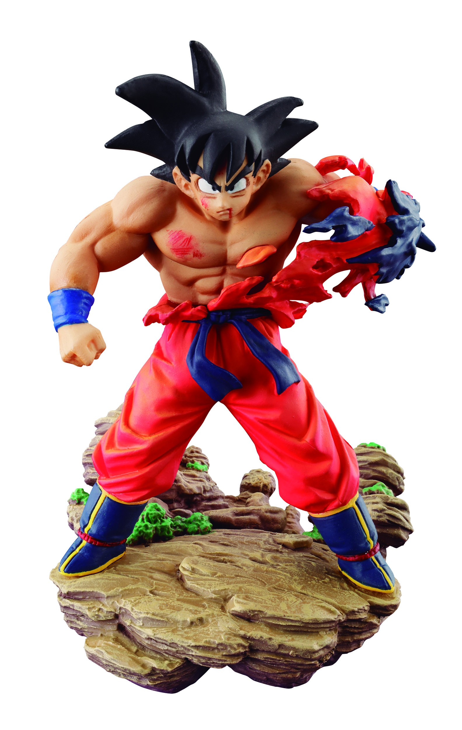 "Dragon Ball Z ""Super Dracap Memorial"" 01 - Son Goku - 10 cm"