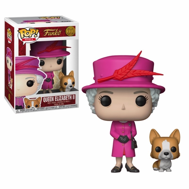 POP! Vinyl: Royal Family: Queen Elizabeth II