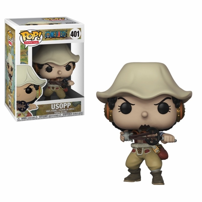 POP! Vinyl: One Piece: Usopp