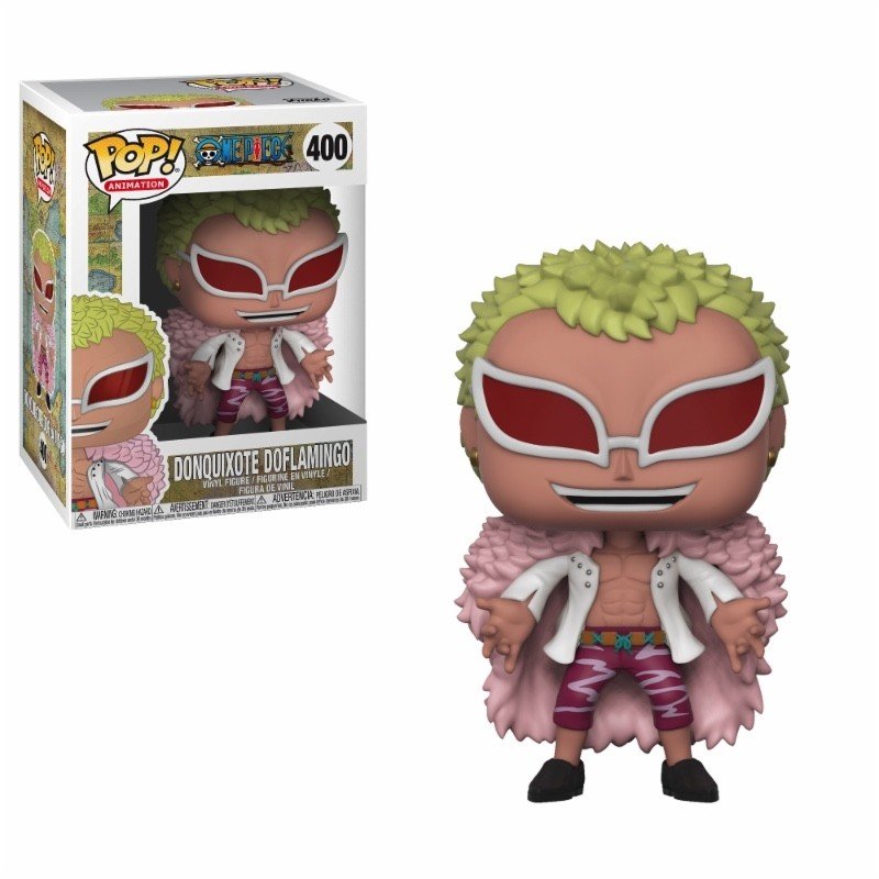 POP! Vinyl: One Piece: DQ Doflamingo