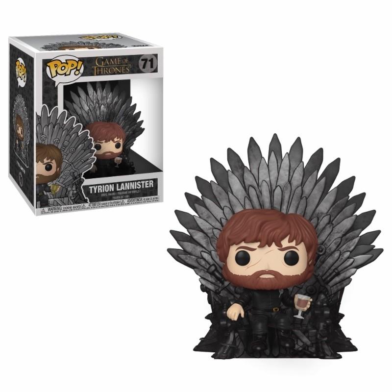 POP! Vinyl: Game of Thrones: Tyron on Dragonstone Throne