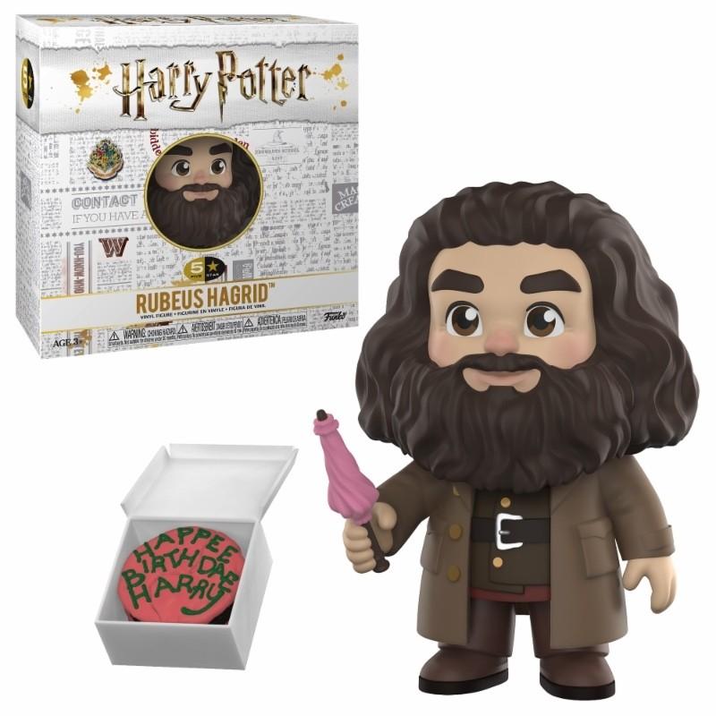 5 Star: Harry Potter: Hagrid
