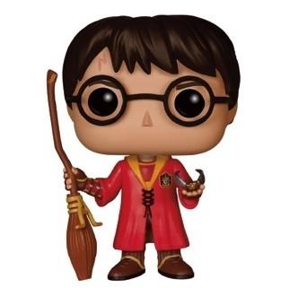 POP! Vinyl: Harry Potter: Quidditch Harry Potter (Exc)