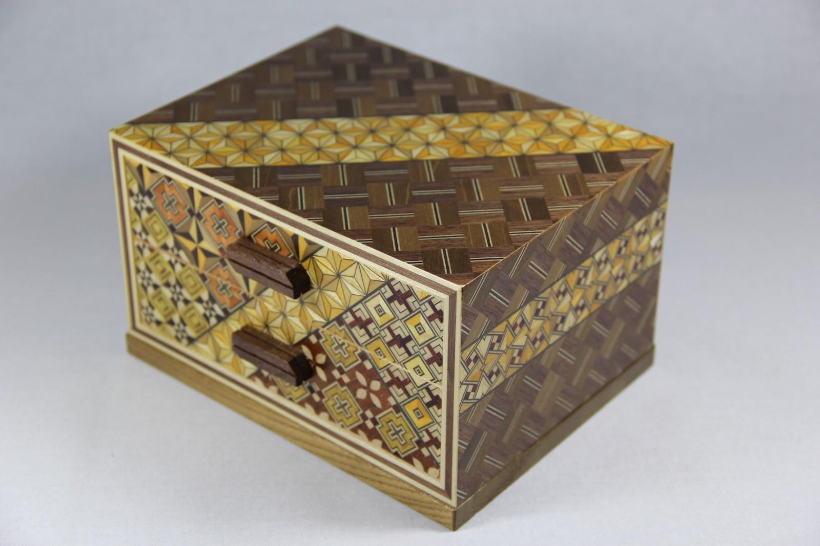 5 SUN 2 DRAWERS BOX KOYOSEGI